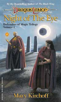 Cover Art Defenders of Magic V1
