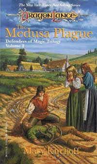 Cover Art Defenders of Magic V2